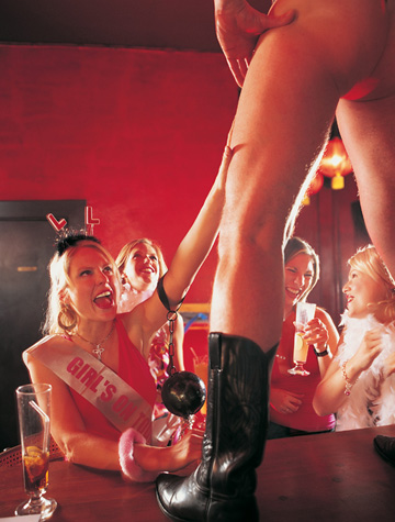 That can Stripper at bachelorette party messages all